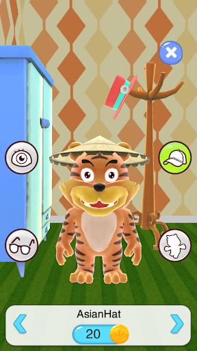 Talking Tiger screenshots 7