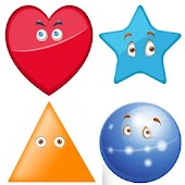 Shapes Learning for Kids