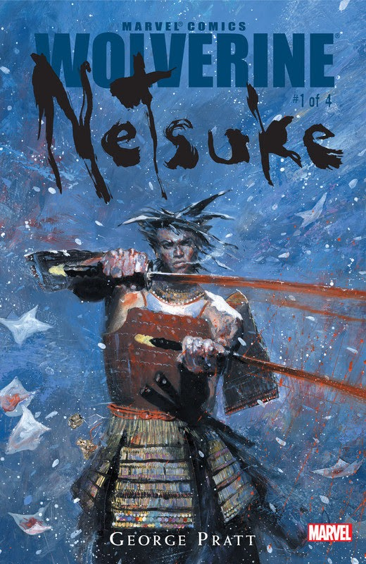 Wolverine: Netsuke (2002) - complete
