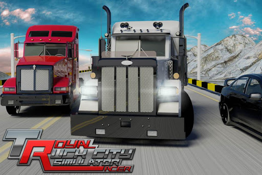 Royal Truck city simulator