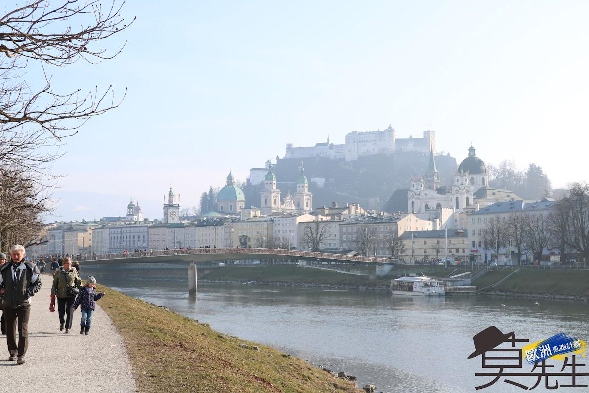 薩爾斯堡 Salzburg | 市區必去景點導覽