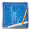 Blueprint 3D icon