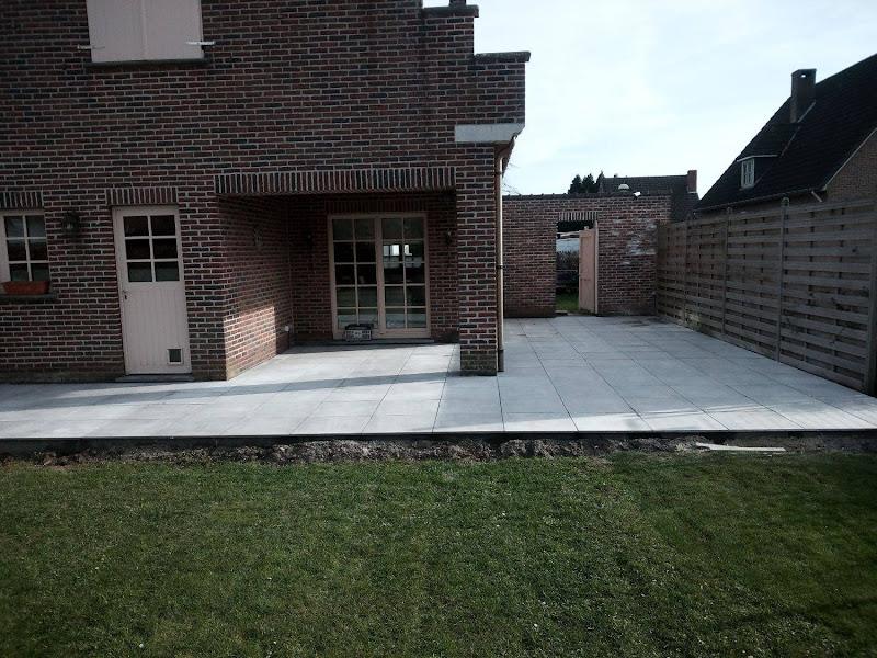 Terras-Oprit - Regio Antwerpen