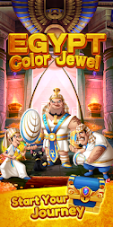 Egypt Color Jewel APK screenshot thumbnail 1