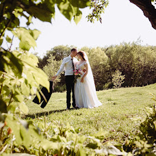 Wedding photographer Vadim Beregovoy (Vadimka555). Photo of 27.10.2017
