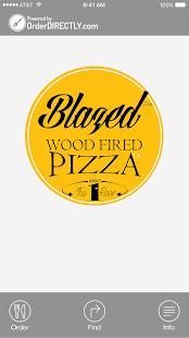 Download Blazed Wood Fired Pizza Co, Dewsbury For PC Windows and Mac apk screenshot 1