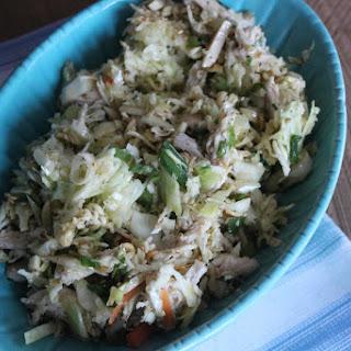 Ramen Chinese Chicken Salad.