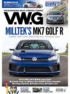 VWG Magazine - náhled