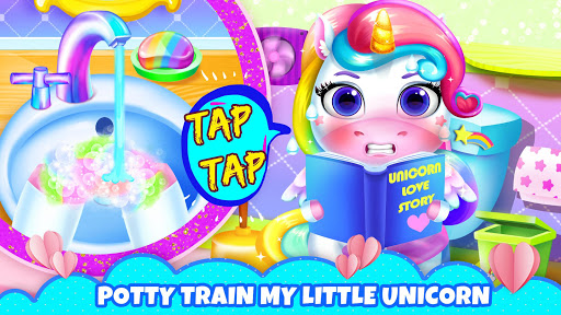 My Little Unicorn: Games for Girls apkpoly screenshots 1