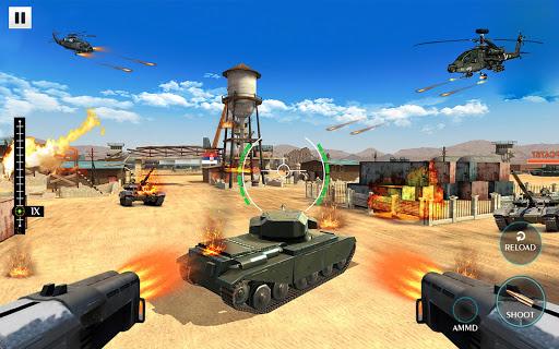 Gunner Free : Fire Battleground Free Firing 6 screenshots 7