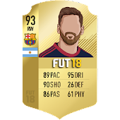 Guess FUT 18: Footballer Quiz