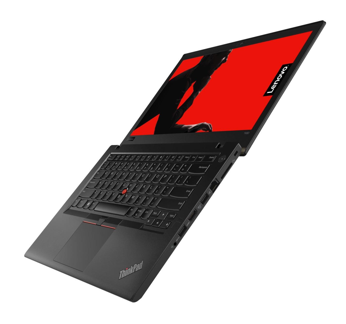 Фото 1. Ноутбук ThinkPad T480 (20L50004RT)