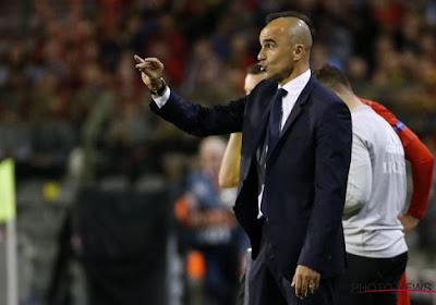 """Romelu Lukaku scoorde twee keer, maar Roberto Martinez bejubelt een andere Rode Duivel: """"Zijn beste match bij ons die ik zag"""""""