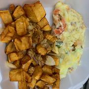 Three Egg Omelets - Feel Good