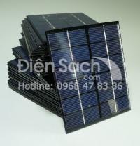Tấm Pin năng lượng mặt trời 2W 6V