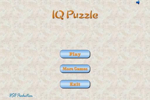 IQパズル