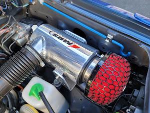 ジムニー JB23W X-Adventure XC(クロスアドベンチャーXC JB23-8型)パールメタリックカシミールブルー初年度登録 2012年(平成24年)4月のカスタム事例画像 Compact Blue さんの2020年11月29日21:37の投稿