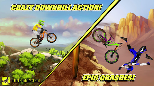 Bike Mayhem Free 1.6.2 Screenshots 1