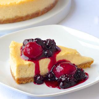 Bumbleberry Vanilla Flan