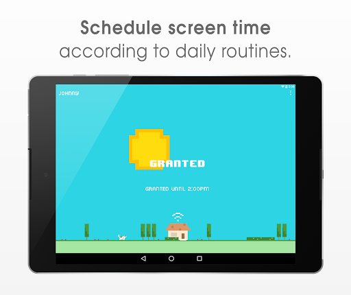 OurPact Jr. - Parental Control Screenshot