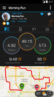 Garmin Connect™ Mobile- screenshot thumbnail