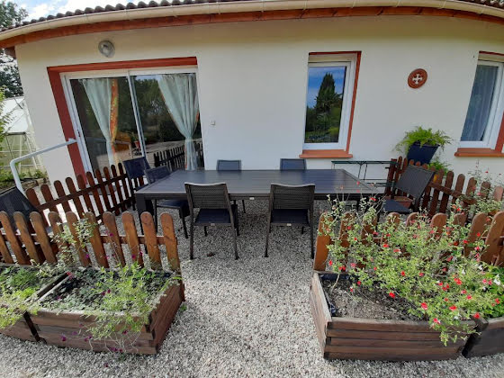 Location maison meublée 2 pièces 75 m2