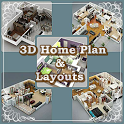 3D House Layouts 2018 icon