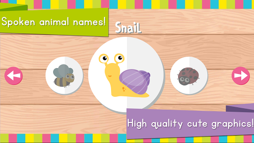 Animals Puzzle for Kids: Preschool 1.3.2 screenshots 3
