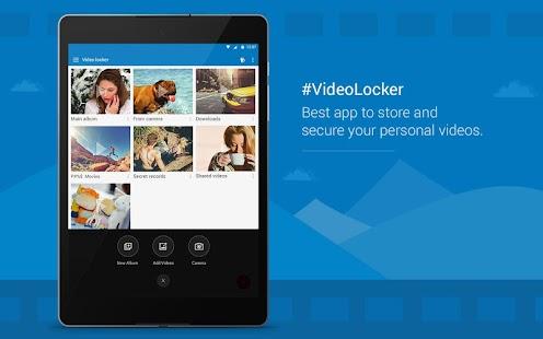 Video Locker Pro screenshot