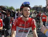 Tim Wellens abandonne le Tour d'Italie