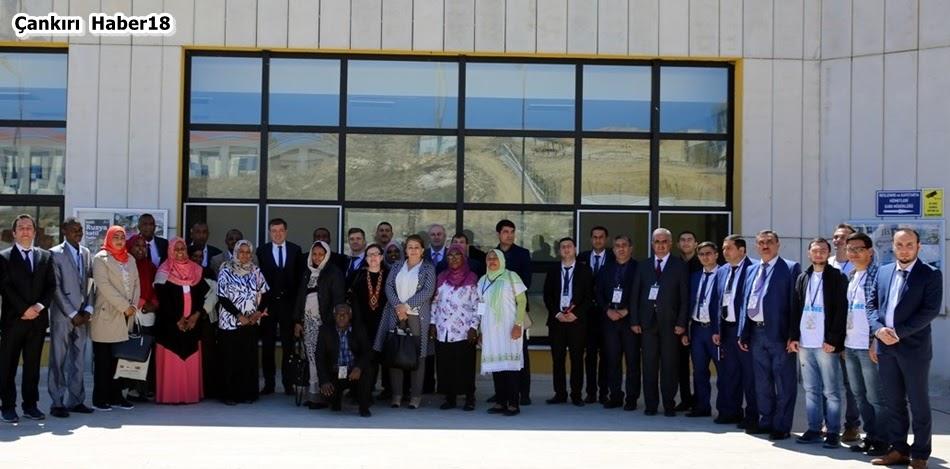 Çankırı Üniversitesi,Karatekin Üniversitesi,Rektör Hasan Ayrancı,