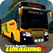 Livery Bussid Luragung Jaya