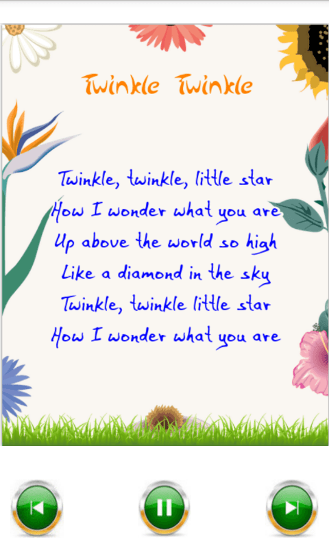 Best 50 Nursery Rhymes Kids Android Apps On Google Play