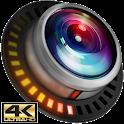 HDR Camera 4K 📷 icon
