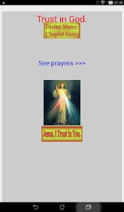 Divine Mercy Chaplet Guide- screenshot thumbnail