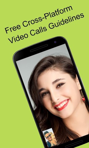 android Video Call Cross Platform -Tip Screenshot 1