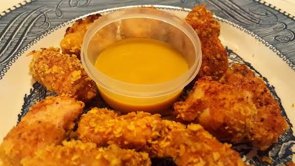Healthier Chicken Nuggets!