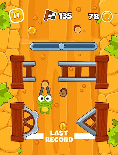 Frog: funny adventures 1.0.2 screenshots 2