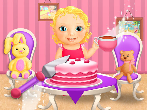Sweet Baby Girl - Dream House and Play Time screenshot 7