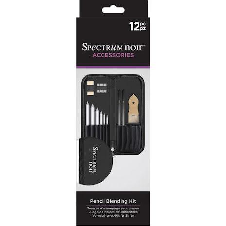 Crafters Companion Spectrum Noir Pencil Blending Kit