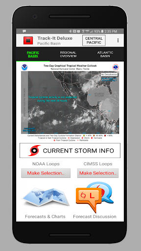 Track-It Deluxe for Hurricanes v5.3.3