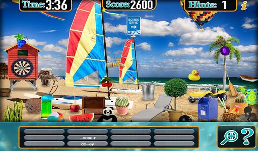Hidden Objects Florida Travel - Free Object Game apkmr screenshots 11