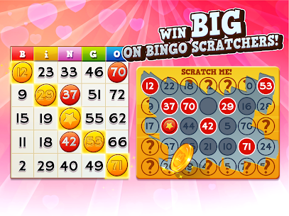 Bingo Pop – Live Multiplayer Mod Apk (Unlimited Tickets + Cherries) 6.5.39 10