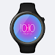 Radial Gradients Watch Face