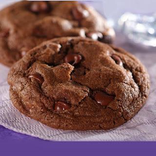 Double-Chocolate Dream Cookies.