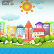 HK Weather Live Wallpaper