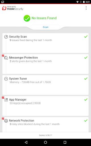 Mobile Security & Antivirus screenshot 10