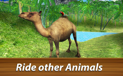 ud83dudc26 Wild Parrot Survival - jungle bird simulator! 1.2.1 screenshots 2