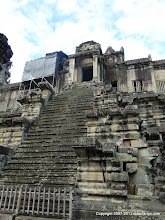 Photo: The 10th century steps.