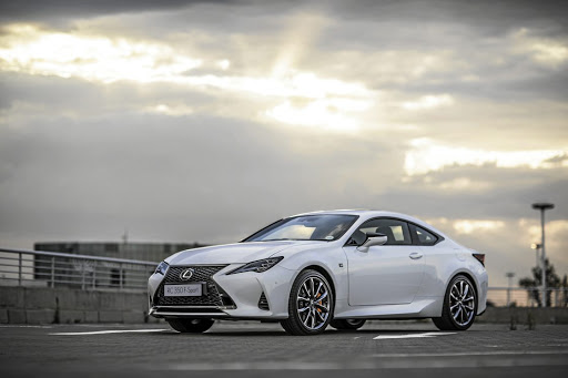 2019 Lexus RC coupé: the more things change, the more they stay the same